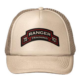 75th Ranger Regiment - Airborne - Training scroll Trucker Hat