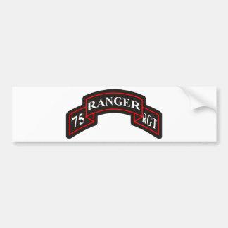 75th Ranger Regiment Bumper Sticker