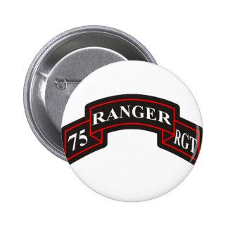 75th Ranger Regiment Button