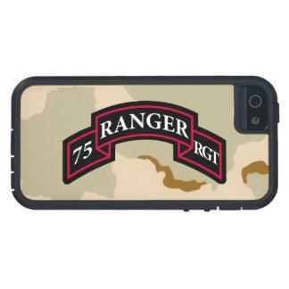 "75th Ranger Regiment ""Desert Camo"" iPhone 5 Cases"