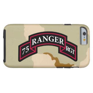"75th Ranger Regiment ""Desert Camo"" Tough iPhone 6 Case"