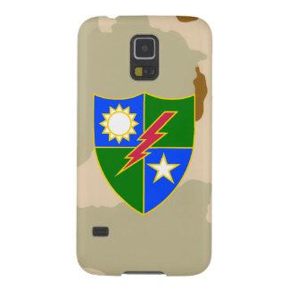 "75th Ranger Regiment DUI ""Army Desert Camo"" Galaxy S5 Cover"