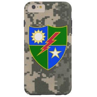 """75th Ranger Regiment DUI """"Army Digital Camo"""" Tough iPhone 6 Plus Case"""