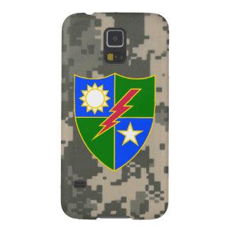 "75th Ranger Regiment DUI ""Army Digital Camo"" Case For Galaxy S5"