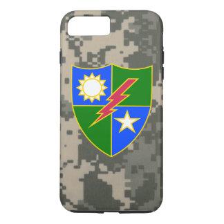 "75th Ranger Regiment DUI ""Army Digital Camo"" iPhone 8 Plus/7 Plus Case"
