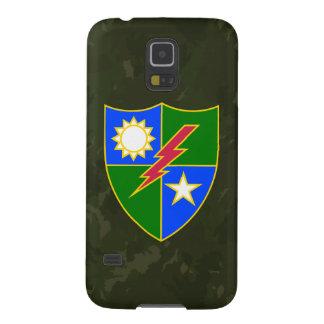 "75th Ranger Regiment DUI ""Dark Green Camo"" Case For Galaxy S5"
