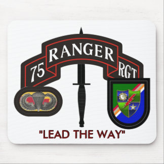 75TH RANGER REGIMENT HEADQUARTERS MOUSEPAD