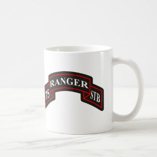 75th Ranger Regiment Special Troops Battalion Classic White Coffee Mug