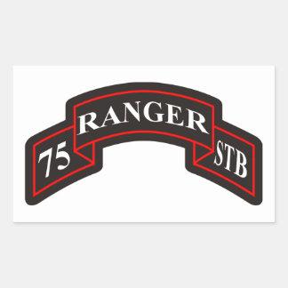 75th Ranger Regiment Special Troops Battalion Rectangular Sticker