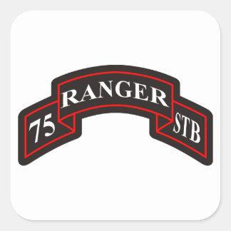 75th Ranger Regiment Special Troops Battalion Square Sticker