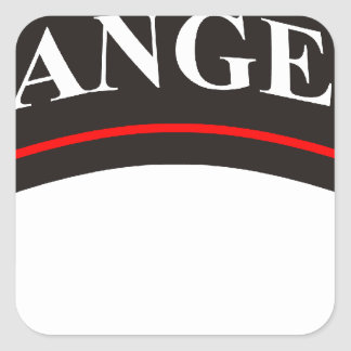 75th Ranger Regiment Square Sticker