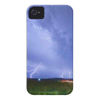 75th_woodland_lightning_thunderstorm_view.jpg Case-Mate iPhone 4 protectores