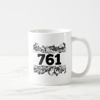 761 TAZAS DE CAFÉ