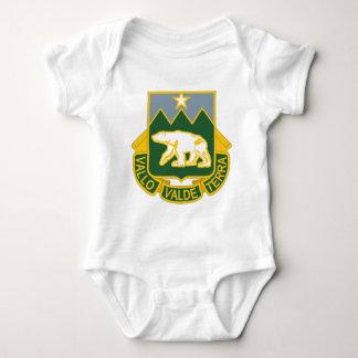761st Military Police Battalion Baby Bodysuit