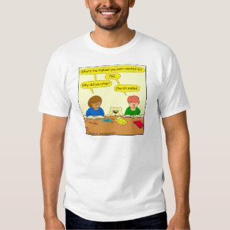 762 cómo el alto puede usted contar camisas