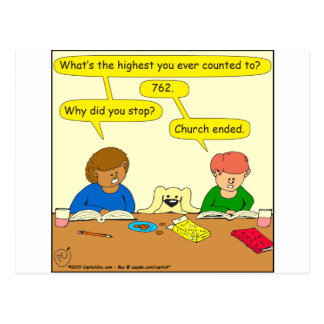 762 how high can you count postcard