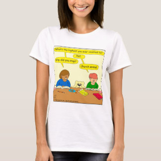 762 how high can you count T-Shirt