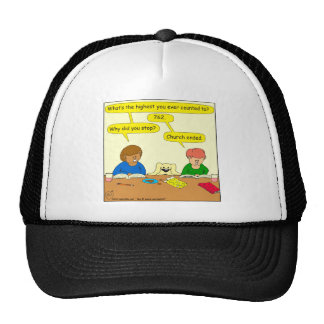 762 how high can you count trucker hat