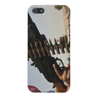 762 mm rounds lie on the truck iPhone SE/5/5s cover