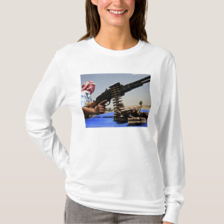 762 mm rounds lie on the truck T-Shirt