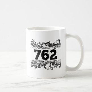 762 CLASSIC WHITE COFFEE MUG