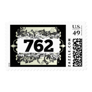 762 POSTAGE STAMPS