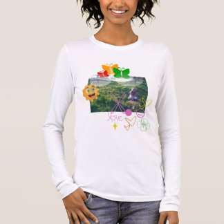 764, gw_final, butterfly, copii1, SunShine Long Sleeve T-Shirt