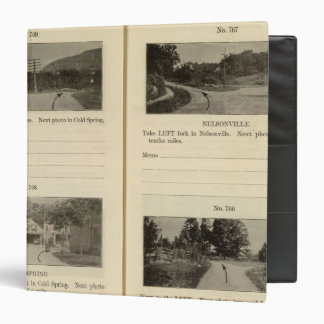 76669 Cold Spring Nelsonville Binders