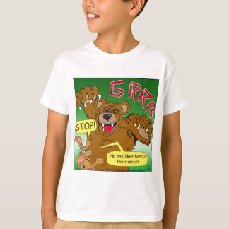 766 no hare in mouth T-Shirt