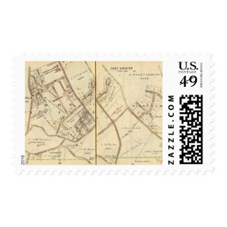 7677 Bronxville, East Chester Postage