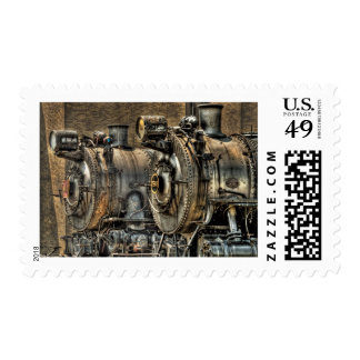 7688 - Train - Brothers Forever Stamps