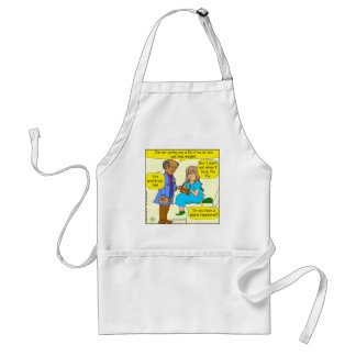 768 loose weight with flu adult apron