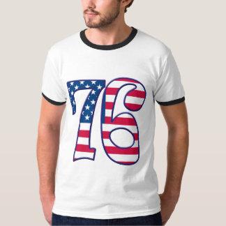 76 Age USA T-shirt