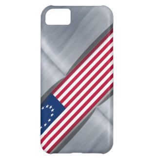 76 American Flag Cover For iPhone 5C