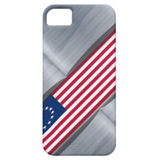 76 American Flag iPhone 5 Case