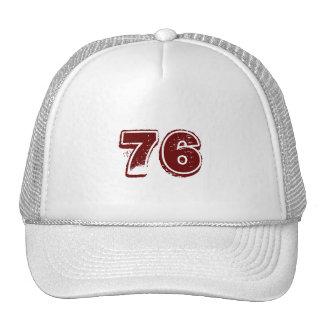 76 GORRAS DE CAMIONERO
