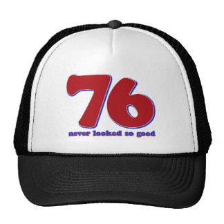 76 years trucker hat