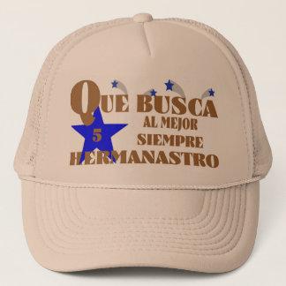 76Best  Ever 5-Star Hermanastro Cap