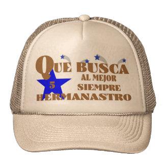 76Best  Ever 5-Star Hermanastro Cap Trucker Hat