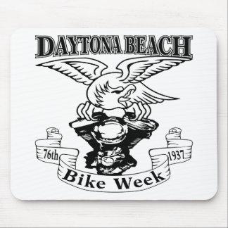 76th Daytona Beach Bike Week Eagle 1937 Mouse Pad