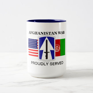 76TH INFANTRY BRIGADE COMBAT TEAM AFGHANISTAN MUG