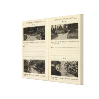 77073 Peekskill Cortlandt Canvas Prints