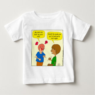 770 beat up your dad baby T-Shirt