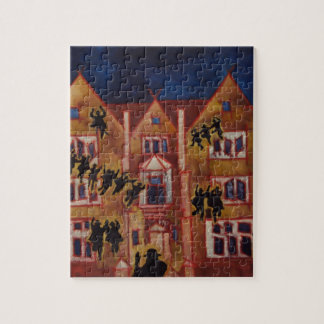 770 Eastern Parkway Jigsaw Puzzle