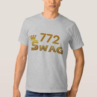 772 Florida Swag T-shirt
