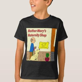 772 wait conscious cartoon T-Shirt