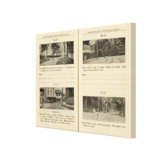 77477 Buchanan Peekskill Canvas Print