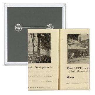 77477 Buchanan Peekskill Pin Cuadrada 5 Cm