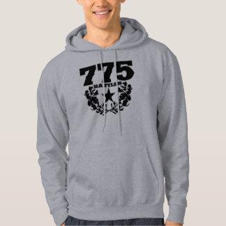 775 Battle Black / Grey Logo Sweatshirt