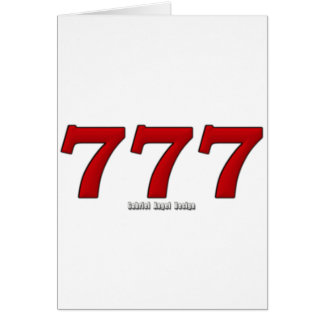 777 CARD